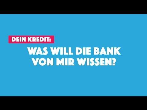 Kredit Teil 2: Was will die Bank beim Kreditgespräch von mir wissen? I Eigentlich einfach