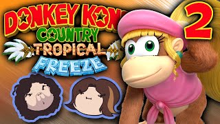 Donkey Kong Country Tropical Freeze: Crazy Ducks - PART 2 - Game Grumps