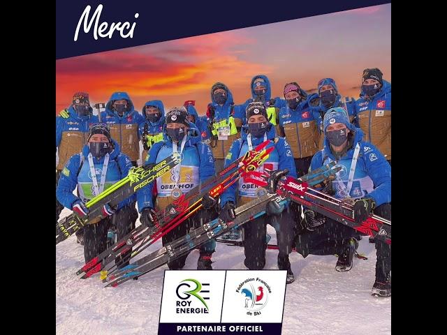 Groupe Roy Énergie [#PARTENARIAT] Fédération Française de Ski