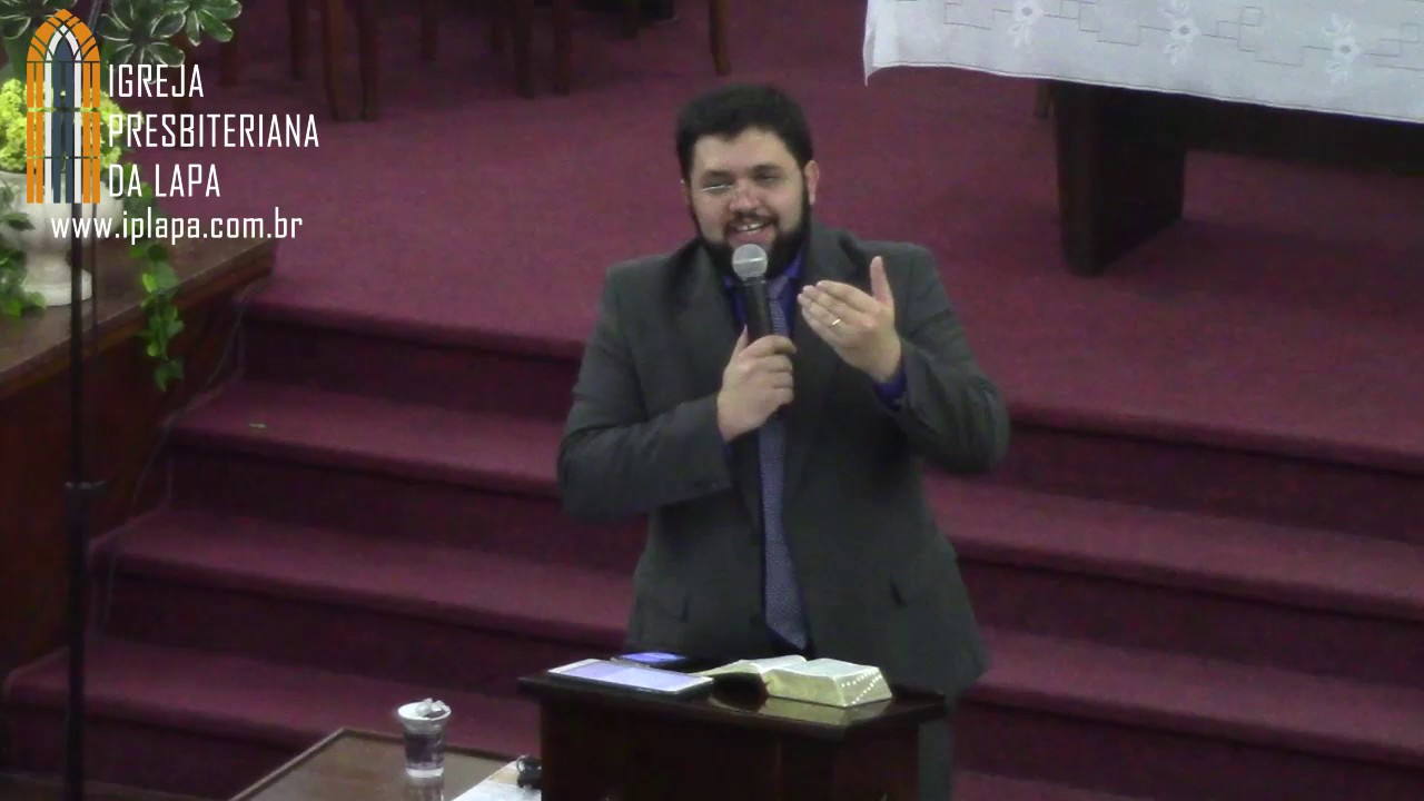 1 Coríntios 15.1-19 - Rev. Jonatas Miranda