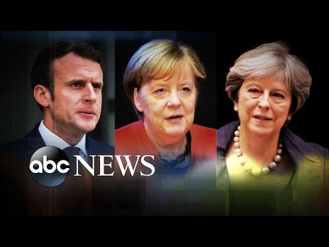 Download Youtube: US allies react to president's decision on Iran