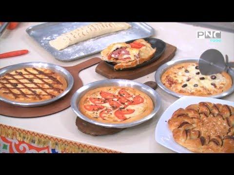 صورة  طريقة عمل البيتزا المطعم مع الشيف محمد حامد | أسرار عمل البيتزا زي المحلات بالصوص الخطير وحشوات حلو وحادق طريقة عمل البيتزا من يوتيوب