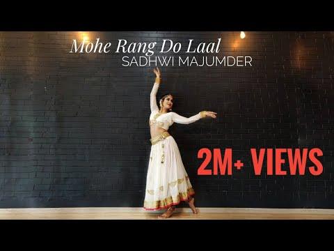 Mohe Rang Do Laal | Bajirao Mastani | Sadhwi Majumder