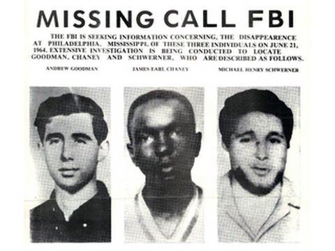 "Remembering the ""Mississippi Burning"" murders"