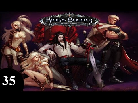 King's Bounty Dark Side 35 - Gathering Info  