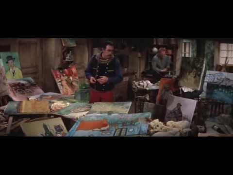 "Resumen de la película ""Lust for life"" (1956) de V. Minelli"