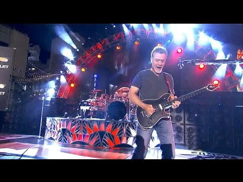 Van Halen - Runnin' With The Devil (live 2015)