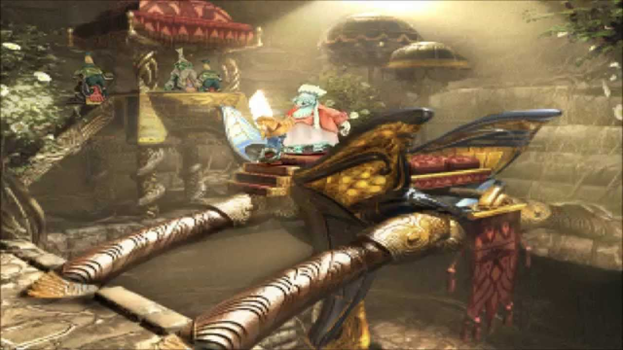 Final Fantasy IX, Disc 2, Active Time Event (ATE)