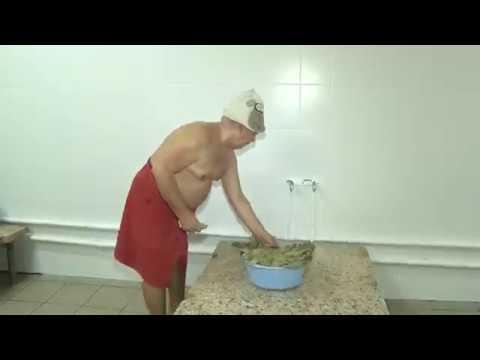 В Энгельсе вновь заработала самая большая в городе баня