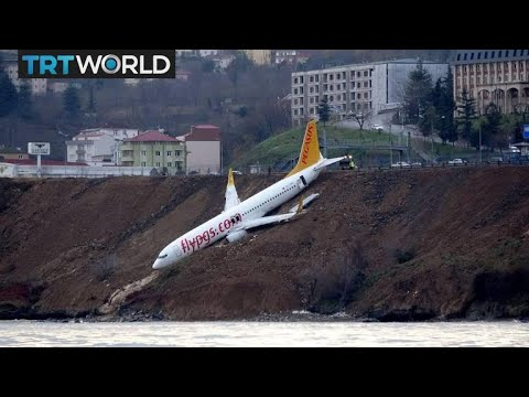 Turkey Plane Accident: Plane skids off runway on Black Sea coast