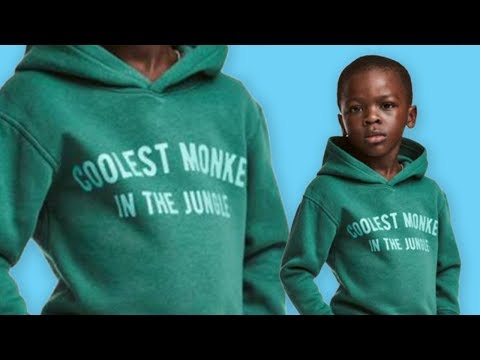 H&M Facing Backlash For Racist Advertisement - Controversy