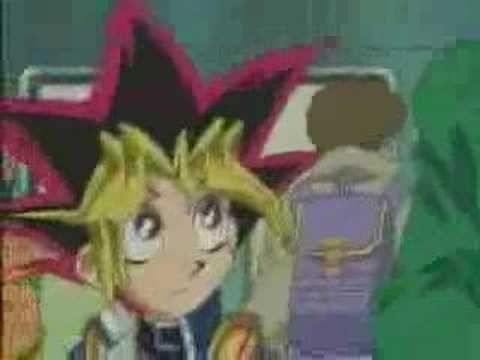 Guy who is obessed with his hair yugioh abridged