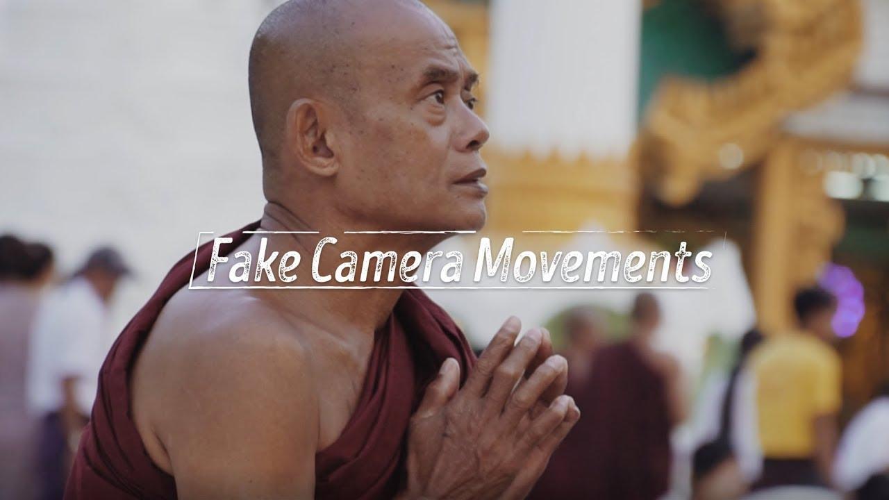 Hướng dẫn Fake Camera Movements // Premiere Pro CC