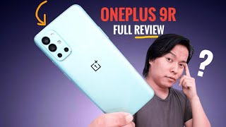 Oneplus 9R Full Review with Pros & Cons ⚡️Best Smartphone ???