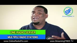 How To Have Multiple Internet Radio Stations With One Radio Server