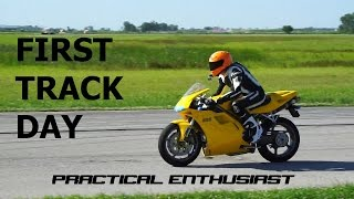 Used Bike Reviews - What Are Motorcycle Track Days Like?