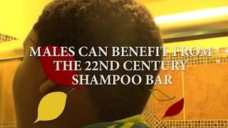 Natural Hair:  Shampoo Bar is Good for Guys Too