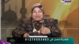 سعاد صالح تكشف عن أفضل العبادات وقت الكراهة.. فيديو