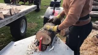 Рейки для дровокола