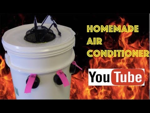Thumbnail: HOW TO BUILD A HOME MADE AIR CONDITIONER! ( SAVE MONEY)