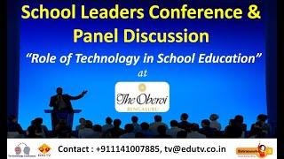 Bangalore School Leaders Panel Discussion