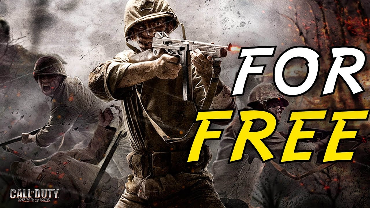 Call of duty: world at war free download » steamunlocked.