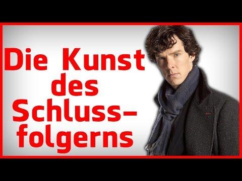 Wie Sherlock Holmes andere Menschen lesen kann - Deduktion lernen