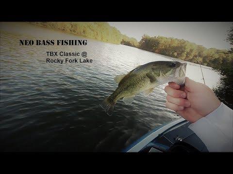 Rocky Fork Lake Bass Fishing TBX Classic Tournament