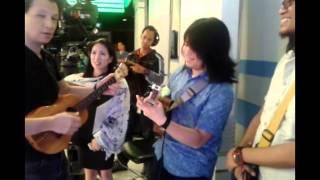 BOBBY CHINN with UKULELE PHILIPPINES ENSEMBLE