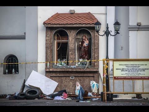 السريلانكيون يقفون 3 دقائق صمت حدادا على ضحايا التفجيرات  - نشر قبل 4 ساعة