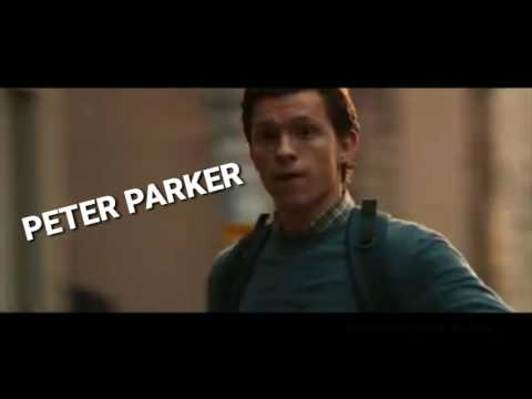 Spiderman Homecoming(Theme song Spectacular spiderman)