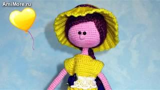 Амигуруми: схема Куколки. Игрушки вязаные крючком - Free crochet patterns.