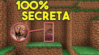 ¿¡ENCUENTRO LA BASE 100% SECRETA DE GRANNY EN MINECRAFT!? | MINECRAFT TROLL