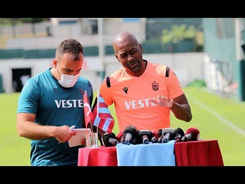Trabzonspor Teknik Direktörü Eddie Newton: Kadromuz yeterli değil