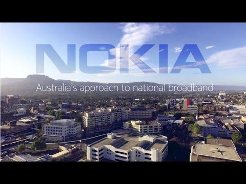 Australia's approach to national broadband