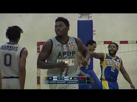 ΟΠΑΠ Basket League | ΑΠΟΠ vs ΑΠΟΕΛ | Video on Demand