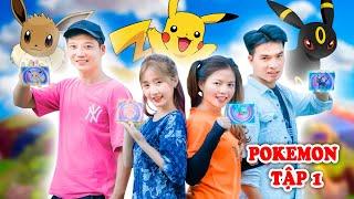 Đấu Trường Pokemon - Sức Mạnh Của Pokemon Hạt Tiêu Lên Tiếng Pokemon Tập 1 - Phim Hài Táo TV