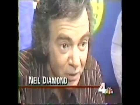 Neil Diamond News Clips Virgin Records Tennessee Moon Promo 3/7/96