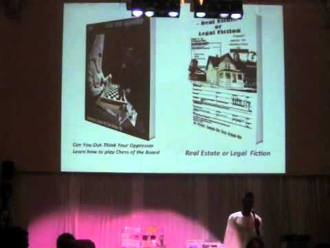 Real Estate or Legal Fiction pt.1 (Gang Members Real Estate and Economics)