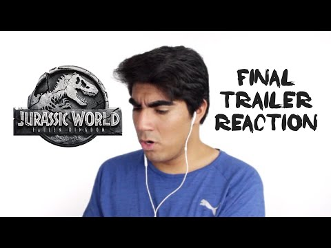 Jurassic World: Fallen Kingdom Final  Reaction with Adrian D. Holmes