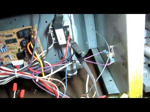 HVAC SERVICE: gas furnace... no heat call
