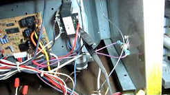 HVAC SERVICE: gas furnace... no heat call