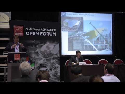 Stadia & Arena Asia Pacific 2015: Scott Kent of Intelligent Engineering