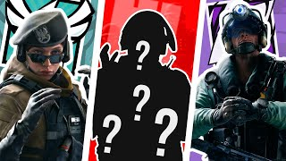 Top 5 BEST ATTACKER OPERATORS For Year 5 Steel Wave - Rainbow Six Siege