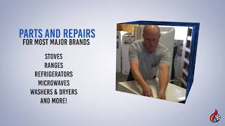 Appliance Repair in Larned, Kansas and Surrounding Areas