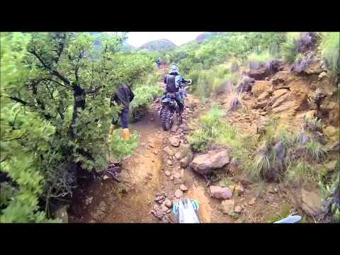 Moto101 lesotho tour
