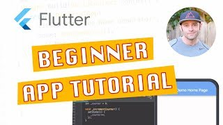 Flutter Beginner App Development Tutorial