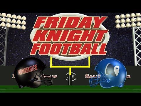Friday Knight Football - Div 2 North Final - Lincoln-Sudbury vs North Andover - 11.09.18