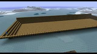 Minecraft Black Pearl (oder so ähnlich ^^) Part 1