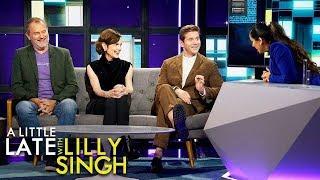 The Downton Abbey Cast Recites Cardi B Lyrics with Posh Accents